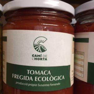 Bio tomata fregida Camí de l'Horta