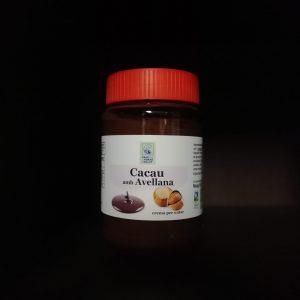 Crema avellana i CACAU 100% vegetal Bio Camí de l'Horta