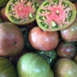 Tomata NEgra de Crimea Camí de l'Horta