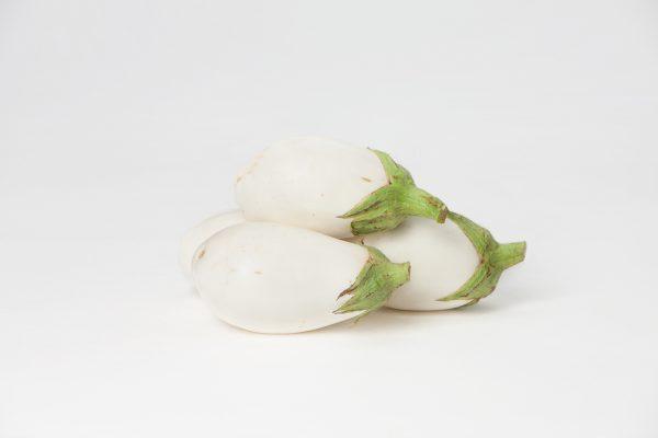 Albergina blanca bio Camí de l'Horta